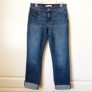 Levi's 525 Perfect Waist Straight Leg Jeans Sz 10